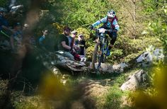 """Tracy Moseley on Instagram: """"Well what a day ! Racing bikes is always fun but when the sun is out and there are hundreds of crazy Irish fans willing you to go faster....it doesn't get much better ! Great to be back in the mix with the girls @world_enduro and so happy to take the win. Big thanks to the @trekfactoryracingenduro team for the amazing team support as always....Another great pic from our team photog and crazy man @mdelormephoto !"""""""