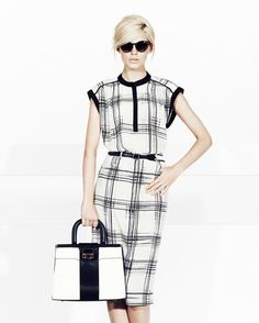 Key Fashion Trends 2013 Make it monochrome  Graphic black and white is always a classy way to approach summer – and this year it's going to be bigger than the Stones at Glastonbury, we know because we saw it on the catwalk at Marc Jacobs.