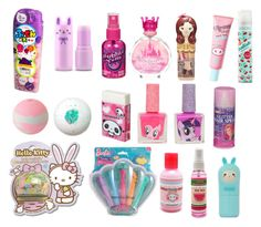 Makeup Kit For Kids, Kids Makeup, Bubble Yum, Frozen Coloring Pages, Childhood Memories 90s, Blue Perfume, Masha And The Bear, Starbucks Recipes, Hello Kitty Collection