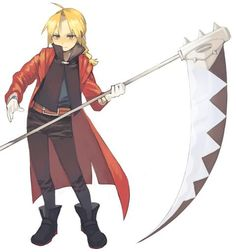 Crossover, FMA - Soul Eater