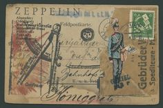 Items similar to Tahiti Dusterfish. X Faux Mailart collage. Inks, watercolour, stamps and paper ephemera. on Etsy Decorated Envelopes, France, Ex Libris, Small Art, Tahiti, Zeppelin, Ephemera, Mixed Media, Etsy Seller