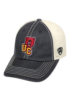 new concept 919b3 6509c Top of the World Ursinus Bears Mens Vintage Mesh Adjustable Hat