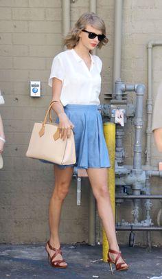 Taylor Swift Street Style | Taylor Swift New York Fashion
