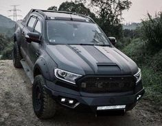 I quite prefer this color scheme for this Ford Ranger Mods, Custom Ford Ranger, Ford Ranger Raptor, Ford Rapter, Accessoires 4x4, Ford Ranger Wildtrak, Tundra Truck, Dodge Power Wagon, Suv Cars
