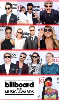 Celebs Go Frame Crazy at the Billboard Music Awards: http://eyecessorizeblog.com/2015/05/celebs-frame-crazy-billboard-music-awards/