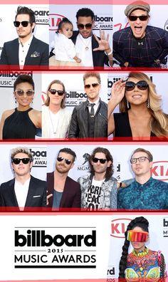 Celebs Go Frame Crazy at the Billboard Music Awards: http://eyecessorizeblog.com/2015/05/celebs-frame-crazy-billboard-music-awards/