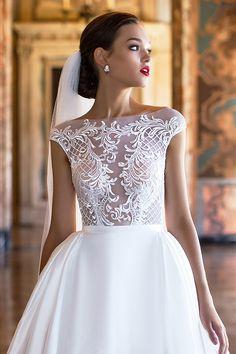 Milla Nova Bridal Wedding Dresses 2017 kara2 / http://www.himisspuff.com/milla-nova-bridal-2017-wedding-dresses/22/