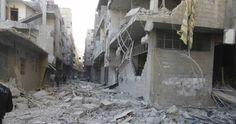 Syrian Civil War: Syrian Army Advances Against Militants