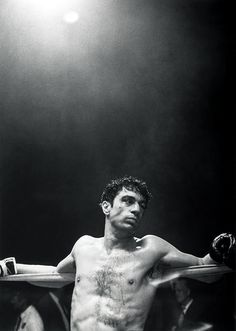 "Robert De Niro in ""Raging Bull"""