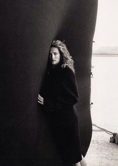 Tatjana Patitz by Peter Lindbergh, 1990