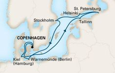 Infectious Disease CME Cruise to the Baltic - May 11-23, 2014