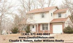 Open House in Lake Ridge 22192 Zip Code - Claudia S. Nelson