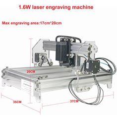 1W/1.6W DIY mini laser engraving machine,marking machine,Carving Logo Picture 17*20CM