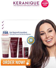Keranique Hair Care System