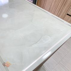 Metallic Epoxy Countertop Resurfacing Resurface Countertops, Epoxy Countertop, Epoxy Coating, Metallic, Design Ideas, Flooring, Interior, Kitchen, Furniture