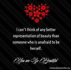 You are So Beautiful Quotes for Her - 50 Romantic Beauty Sayings - Page 2 of 3 - Love Quotes You Are Beautiful Quotes, Love Quotes For Her, Best Love Quotes, Quotes For Him, Amazing Quotes, Beautiful Words, She Quotes, Woman Quotes, Good Morning Texts