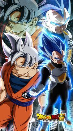Goku Vegeta Best Form by JemmyPranata Goku Y Vegeta, Goku Vs, Saga Dragon Ball, Dbz Memes, Manga, Digimon, Geeks, Pokemon, Dragonball Z