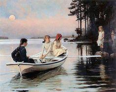 Albert Edelfelt was born in Porvoo, Finland. His father Carl Albert was an Mexican Artists, Spanish Artists, Dutch Artists, Canadian Artists, Australian Artists, Art Deco Artists, Merian, Italian Artist, Korean Artist