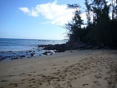 DT Fleming Beach Park, Maui. Mom was married here!!!!