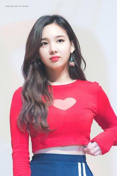 Twice Nayeon Sudden Attack Fan meeting 180310 Kpop Girl Groups, Korean Girl Groups, Kpop Girls, Asian Woman, Asian Girl, Bts Kim, Nayeon Twice, Twice Kpop, Twice Sana