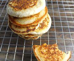 Oppskrift Amerikanske Pannekaker Veganske Uten Egg Melk Eggfrie Melkefrie Perfekte Lapper