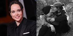 Ellen Page Just Got Married to Emma Portner