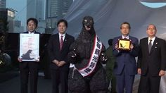 Godzilla has been given full citizenship in Japan | shortlist.com