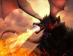 """Check out new work on my @Behance portfolio: """"drago 2D"""" http://be.net/gallery/51478905/drago-2D"""