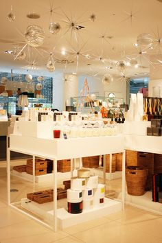 Christmas in Space at The Conran Shop Marunouchi