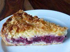 Allgäu cherry cake – Desserts World Tart Recipes, Easy Cake Recipes, Baking Recipes, Cookie Recipes, Dessert Recipes, Cake Recipes Without Oven, Cake Recipes From Scratch, Easy Vanilla Cake Recipe, Cake & Co