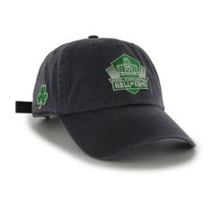 Show off your Pro Football Hall of Fame and Irish pride at the same time with this Pro Football Hall of Fame Shamrock Hat from 47 Brand! Click to order! - $19.99 #StPatricksDay