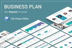 Best Business Plan Keynote Template is a Flexible, clean, simple, and unique Keynote Template. All elements easy to edit and you can easily change the color to match it with your personal or company brand, Save your time with 7 Premade templates...
