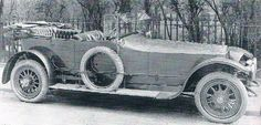 1913 London-to-Edinburgh Tourer by Cann (chassis 2296) for J.R. Brooks