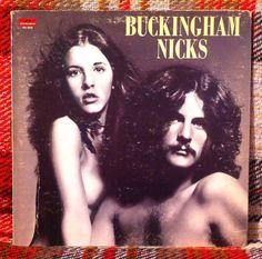 Buckingham/Nicks LP Vinyl Record Gatefold by chezToulouse on Etsy