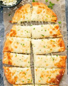 Diet Recipes These cheesy breadsticks are keto, low carb and gluten free. They are ready in about 30 minutes! - Cheesy breadsticks which are also low carb, keto and gluten free. Low Carb Recipes, Diet Recipes, Cooking Recipes, Bread Recipes, Healthy Recipes, Tofu Recipes, Healthy Food, Dessert Recipes, Low Carb Zuchinni Recipes