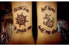 Matching couple tattoos 9