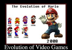 Isn't Amazing How Far Technology Has Come In 30 Years Can You Image What It Is Going To Be In Another 30 Years http://www.videogamingvault.com/  #videogame #pcgame #gameplay #gaming