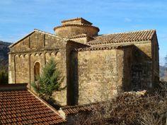 Publicamos Santa María del Priorat en Castellfollit de Riubregós.  #historia #turismo http://www.rutasconhistoria.es/loc/santa-maria-del-priorat