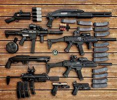 Military Weapons, Weapons Guns, Guns And Ammo, Custom Guns, Hunting Rifles, Cool Guns, Assault Rifle, Firearms, Shotguns