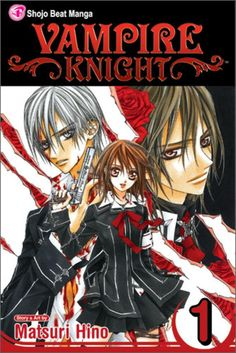 50 Manga Titles Every Library Should Own: Vampire Knight