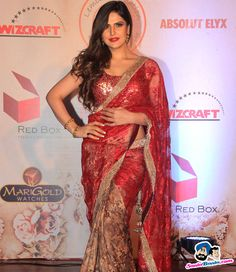 Vikram Phadnis Celebrates 25 Years in the Fashion Industry -- Zarine Khan Picture # 329208