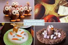 4 fabulous Easter food craft ideas - that are easier than they look!