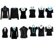 Cum asortezi bluzele cu bijuteriile