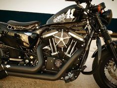 Harley Davidson 48 custom Harley Davidson 48, Forty Eight, Motorcycle, Vehicles, Motorcycles, Car, Motorbikes, Choppers, Vehicle