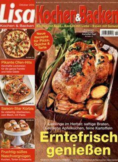 Abo Kochen Und Backen lust auf genuss epaper rezepte backen and kochen