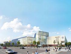 ECE: Új bevásárlóközpont Budapesten