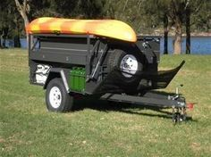 Off-Road Camping Trailer Box | Ultimate Off Road Camper Trailer - 2013 4x4 Campers & Trailers ...