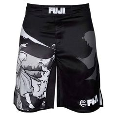 f2f772e07 FUJI SAKANA FIGHT SHORTS perfect for combat sports as well as BJJ athletes  and fighters with
