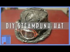 nice Do it yourself Steampunk Hat