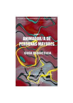 Guia Didactica curso Animador Sociocultural con Personas Mayores